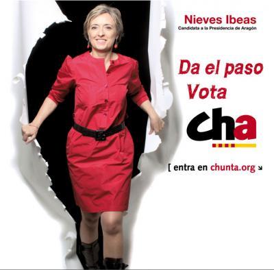 DA EL PASO, ¡VOTA CHA!